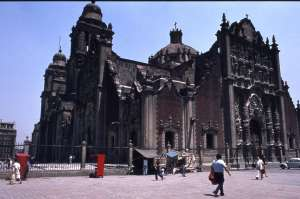 Mexiko City, Metropolitan Cathedral