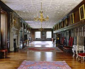 The Long Gallery, Lyme park