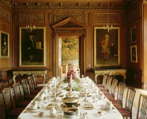 The Dining Room, Lyme park