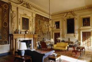 The Entrance Hall, Lyme Park